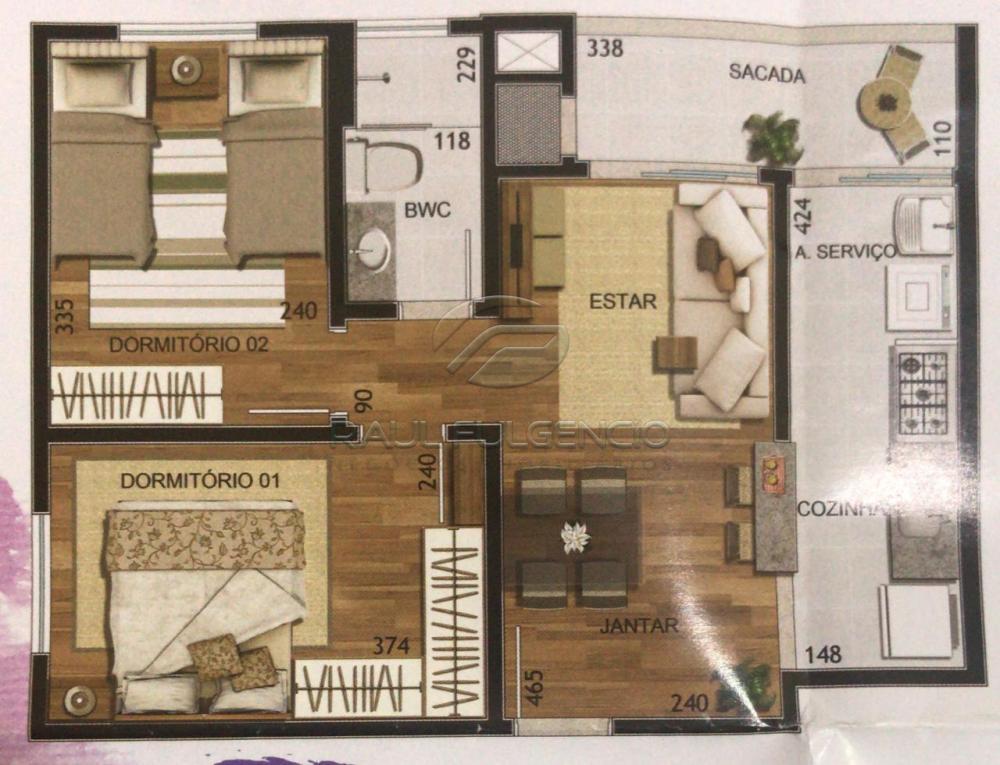 Alugar Apartamento / Padrão em Londrina apenas R$ 950,00 - Foto 16