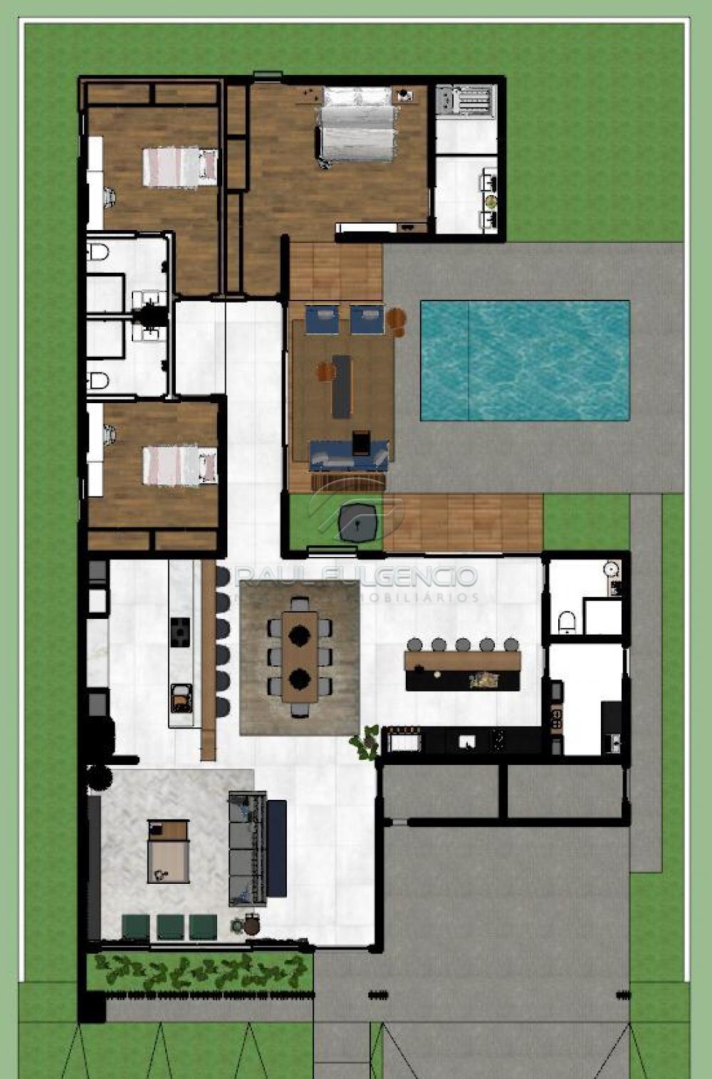Comprar Casa / Condomínio Térrea em Londrina apenas R$ 1.290.000,00 - Foto 8