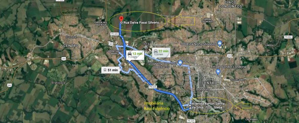 Comprar Terreno / Comercial em Londrina R$ 620.000,00 - Foto 2