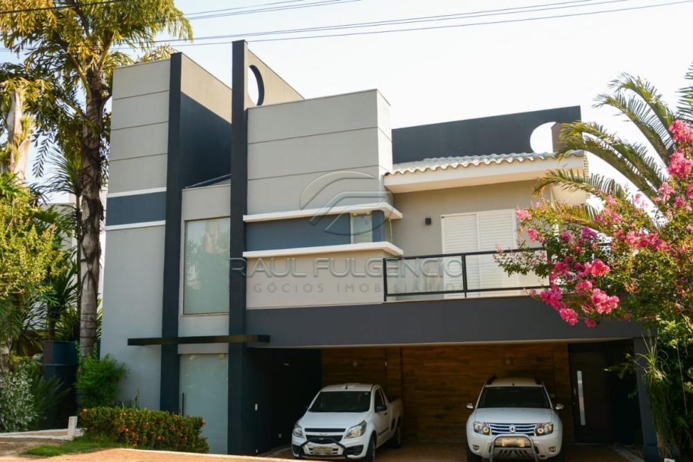 Alugar Casa / Condomínio Sobrado em Londrina R$ 11.400,00 - Foto 1