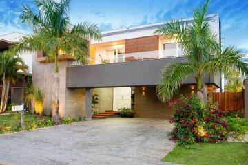 Londrina Cond Alphaville Imbuias Casa Venda R$3.500.000,00 Condominio R$1.100,00 4 Dormitorios 6 Vagas Area do terreno 612.00m2