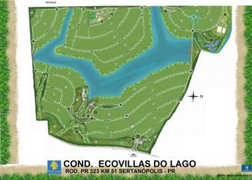 Alugar Terreno / Condomínio em Sertanópolis. apenas R$ 280.000,00