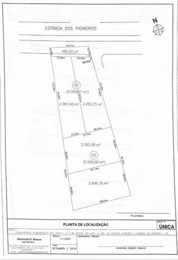Comprar Terreno / Área em Londrina R$ 7.500.000,00 - Foto 2